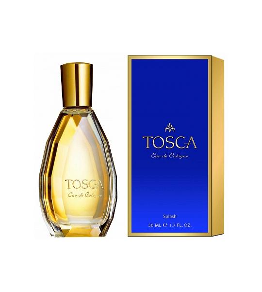 50ml Tosca Eau De Cologne Splash Vrouw