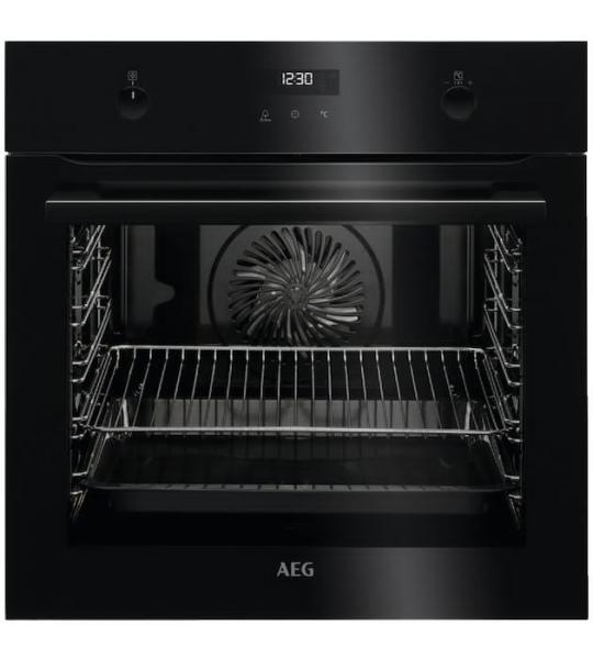 AEG BPE435060B Inbouw oven Zwart