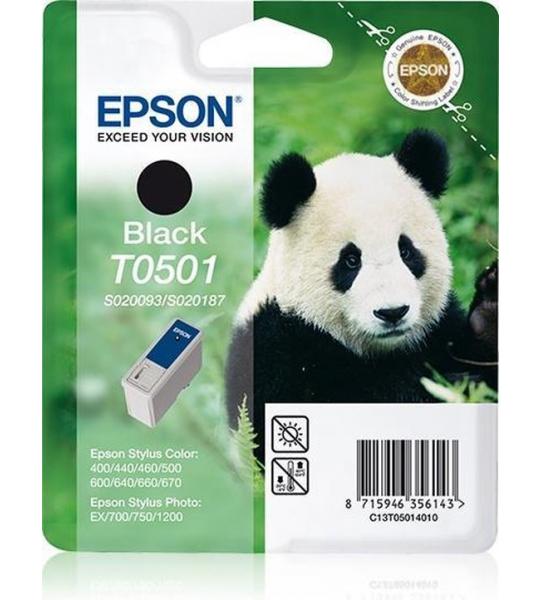 Epson T0501 zwart