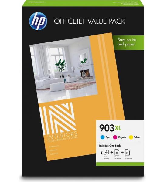 HP 903XL multipack kleur