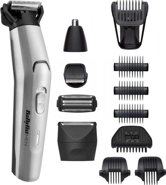 Babyliss MT861E 11 in 1 Titanium Waterproof Multi trimmer Bodygroom
