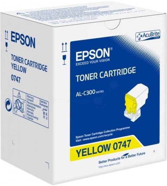 Epson 0747 geel