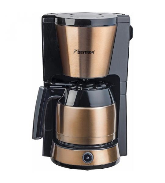 Bestron ACM1000CO Koffiefilter apparaat Brons