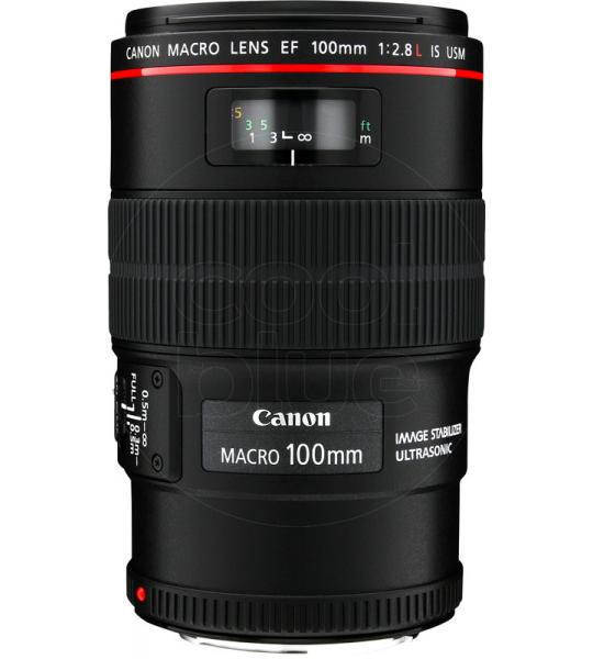 Canon EF 100mm f/2.8L Macro IS USM