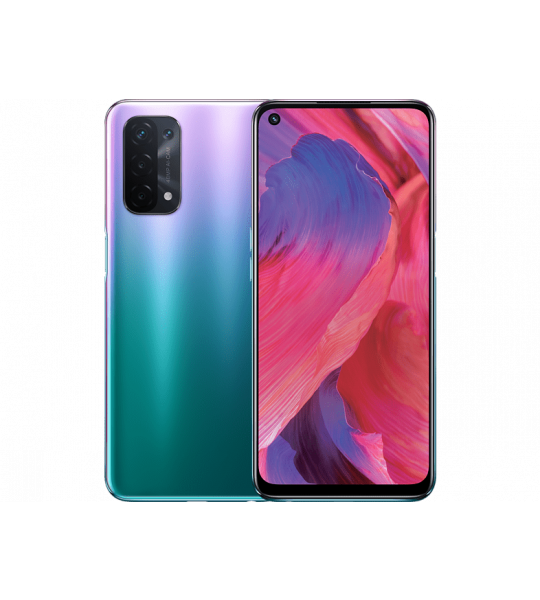 Oppo A54- 64 GB Paars 5G