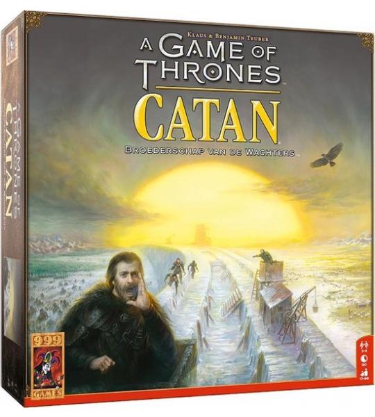 A Game of Thrones: Catan Bordspel - Nederlandstalig