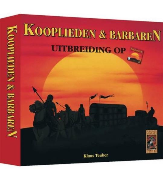 Catan - Kooplieden & Barbaren Uitbreiding - Bordspel