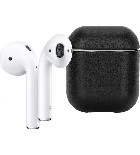 Apple Airpods 2 met draadloze oplaadcase + BlueBuilt Hoesje
