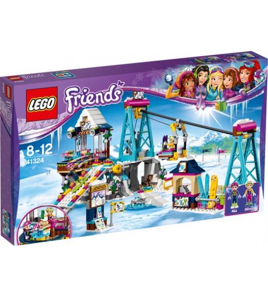 LEGO Friends Wintersport Skilift - 41324