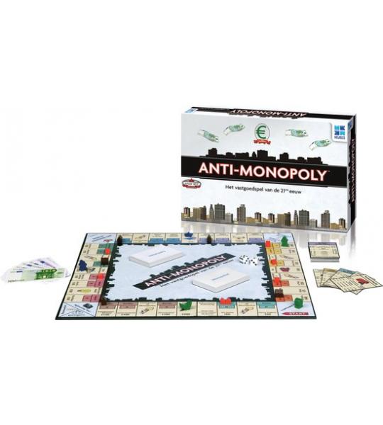 Anti-Monopoly - Bordspel