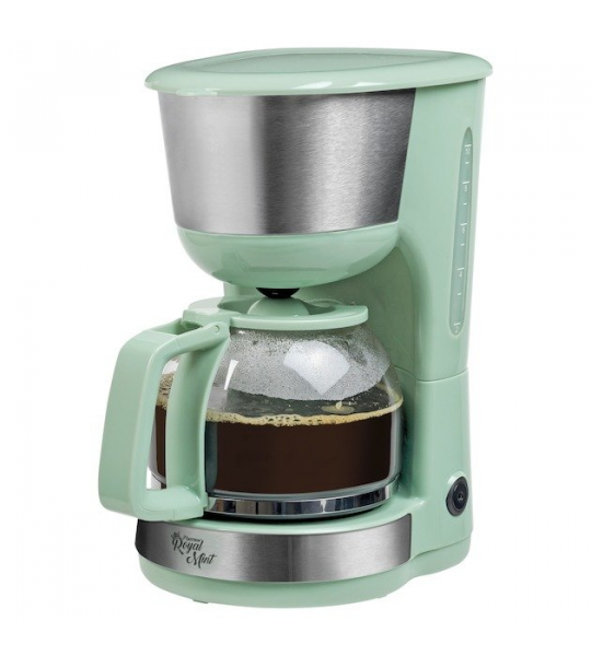 Bestron ACM1000M Koffiefilter apparaat Groen