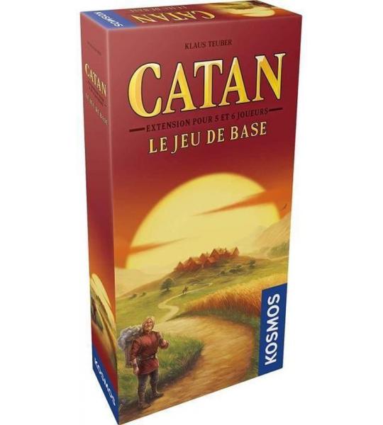 Catan - Base - 5-6 Joueurs
