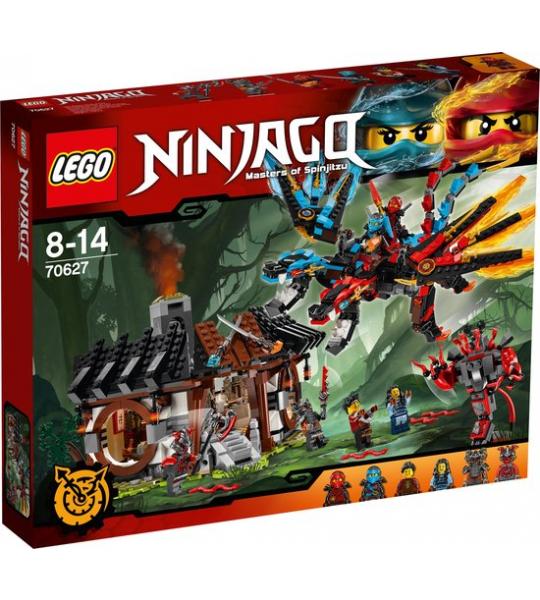 LEGO NINJAGO Drakensmederij - 70627