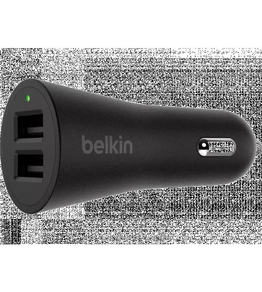 Belkin BOOST UP 2-Port Car Charger