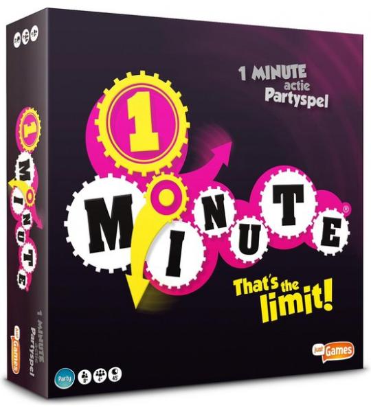 1 Minute - Bordspel