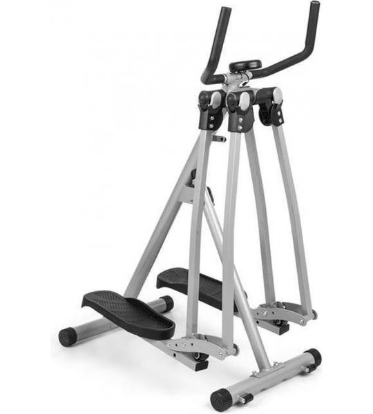 CAPITAL SPORTS Crosswalker Air Walker - Crosstrainer fitness - Trainingscomputer - LC-display - max. 100 kg