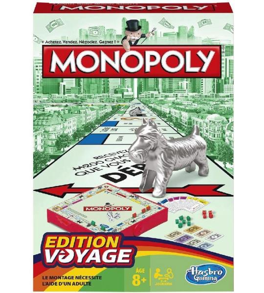 Edition Voyage Monopoly
