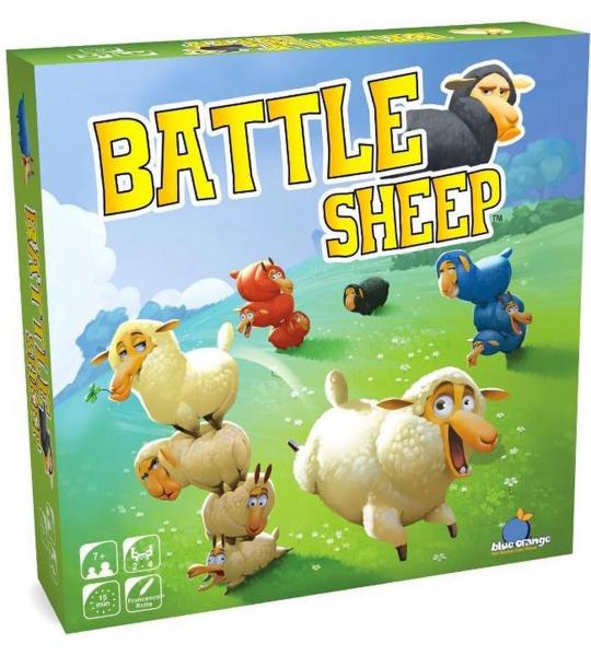Battle Sheep EN/NL/FR/DE