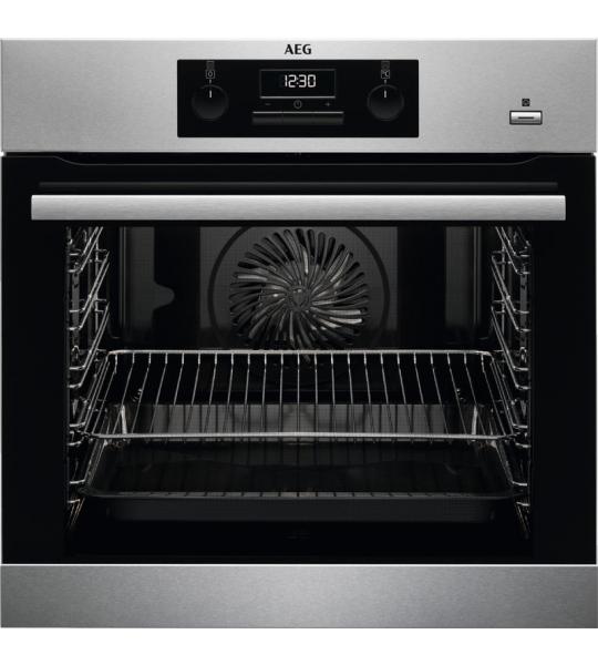AEG BEB351010M inbouw solo oven