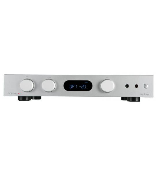 Audiolab 6000A zilver