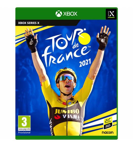 Tour de France 2021 (Xbox S X)