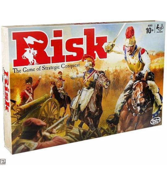 Bordspel - Risk - Engelse Versie