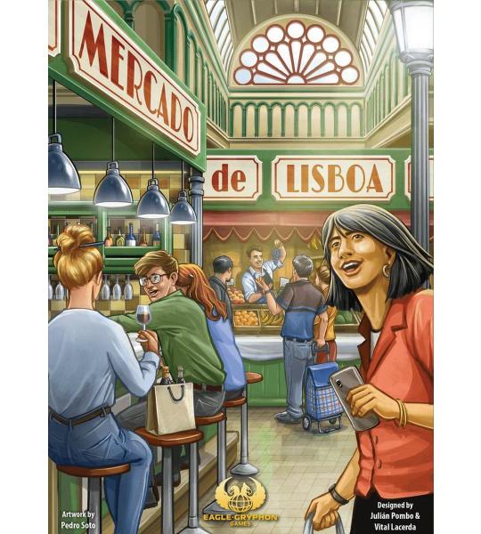 Mercado de Lisboa (Including Queen Variant)