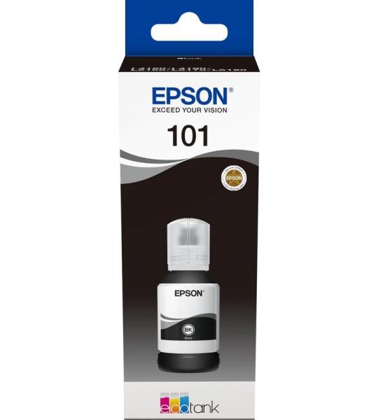Epson 101 Ecotank inktfles zwart