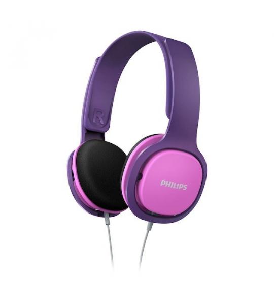 Philips SHK2000PK kids On-ear hoofdtelefoon