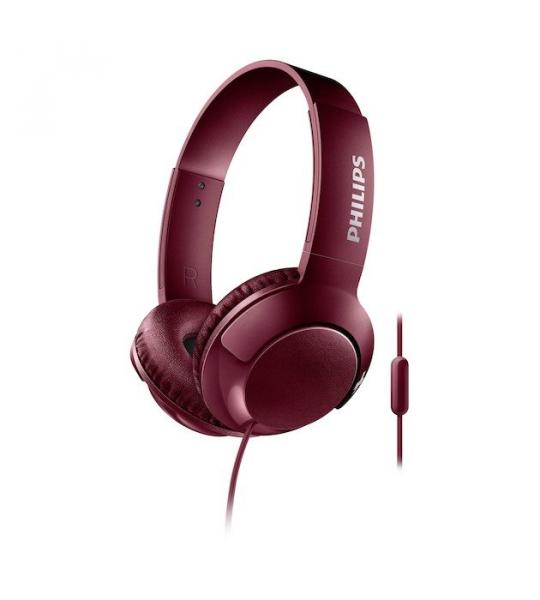 Philips SHL3075RD On-ear hoofdtelefoon