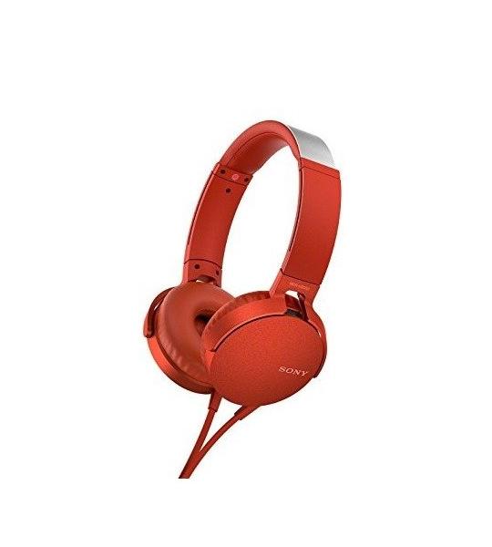 Sony MDR-XB550AP On-ear hoofdtelefoon