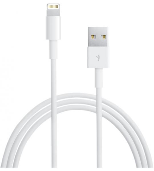 Apple Lightning naar Usb A Kabel 0.5 Meter