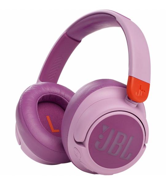 JBL draadloze kinderkoptelefoon JR460NCPIK (Roze)