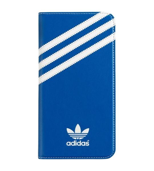 Adidas Book Case Apple iPhone 6 Plus/6s Plus Blauw