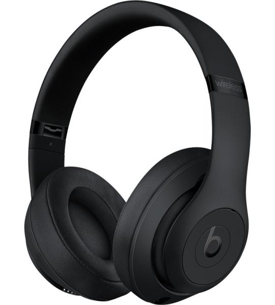 Beats Studio3 Wireless Mat Zwart