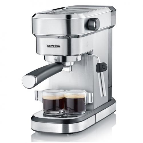 Severin KA5994 Espresso apparaat Zwart