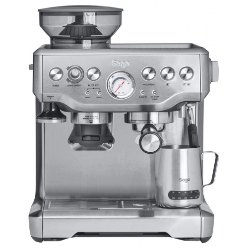Sage THE BARISTA EXPRESS STAINLESS STEEL Espresso apparaat